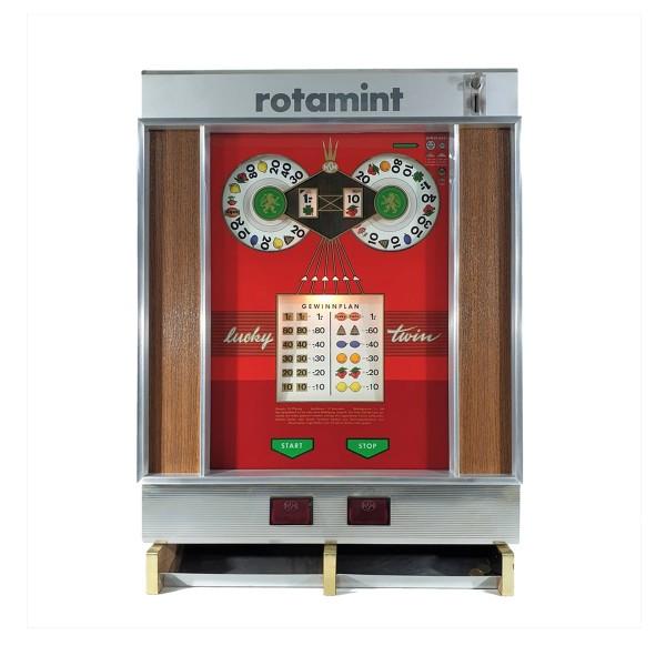 """Rotamint, """"lucky twin"""" von NSM"""