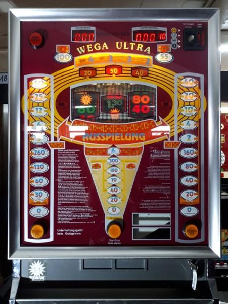 """""""WEGA ULTRA"""" von Stella original auf DM"""
