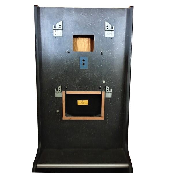 Automatenständer, Zwischenelement, Tresorständer, schwarz