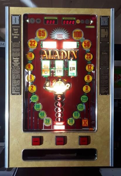 """""""ALADIN"""" von Busch + Co.(Hellomat) original auf DM"""