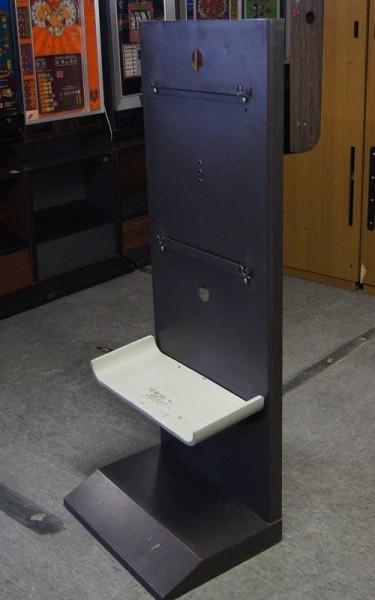 Automatenständer schwarz