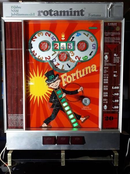 """rotamint """"Fortuna"""" von LöwenNSM original auf DM"""
