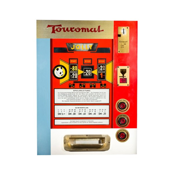 "Touromat, ""Jolly"" von Panda"