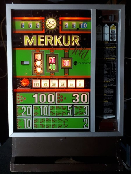 """MERKUR """"Gold"""" von adp original auf DM"""