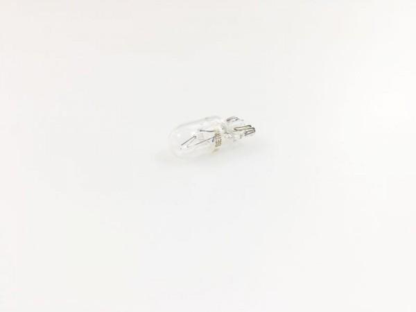 Glassockellampe T5 12V 1,2W