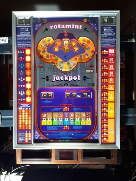 """rotamint """"jackpot"""" von LöwenNSM original auf DM"""