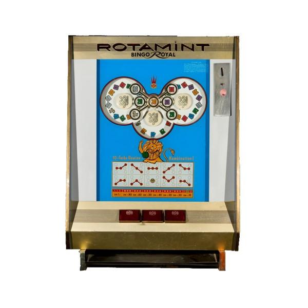 "Rotamint, ""Bingo Royal"" von NSM"