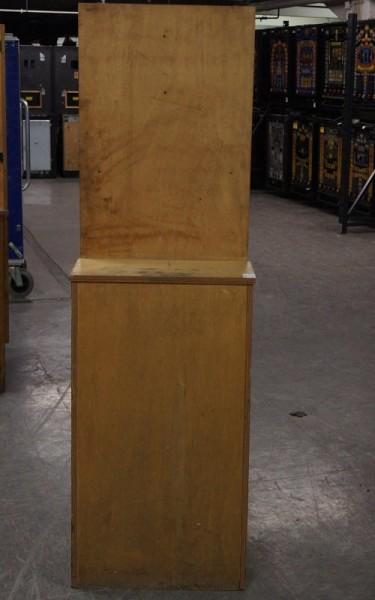Automatenständer, Holz